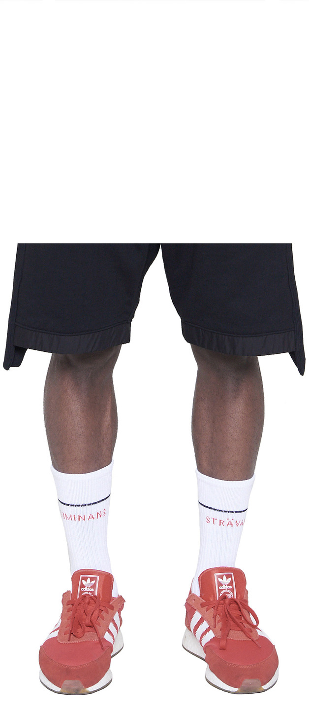 SPORTS SOCKS (WHITE, BLACK)